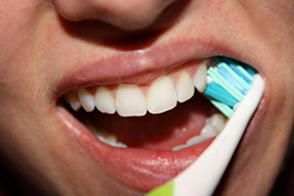 Pravilno pranje zuba slika 1