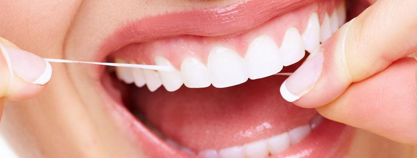 Ciscenje zuba koncem